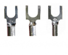 Un-Insulated Block Spade Fork Terminals