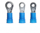 6 AWG Nylon Ring Terminals