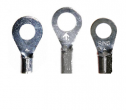 12-10 Un-Insulated Ring Terminals