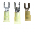 12-10 Nylon Block and Locking Spade Terminals