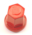 Red Amodel Stud Nut