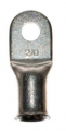 "2/0 AWG 5/16"" Stud Tin Plated Copper Lug"