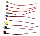 Pigtail Fuses (ATO, Mini, MICRO 2 and Low Profile Mini)