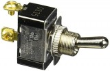 Mom On-Off Toggle Switch SPST screw terminals