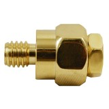 Gold Plated Side Post Replacement Bolt
