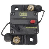 54-874PL 120 AMP Manual Reset High Amp Circuit Breaker Each