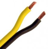 16/2 Yellow/Brown Bonded Parallel Wire